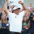 Phil Mickelson wins The Open Championship and the Claret Jug at Muirfield