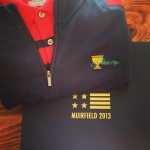 President's Cup apparel for Team USA by Ashworth Golf