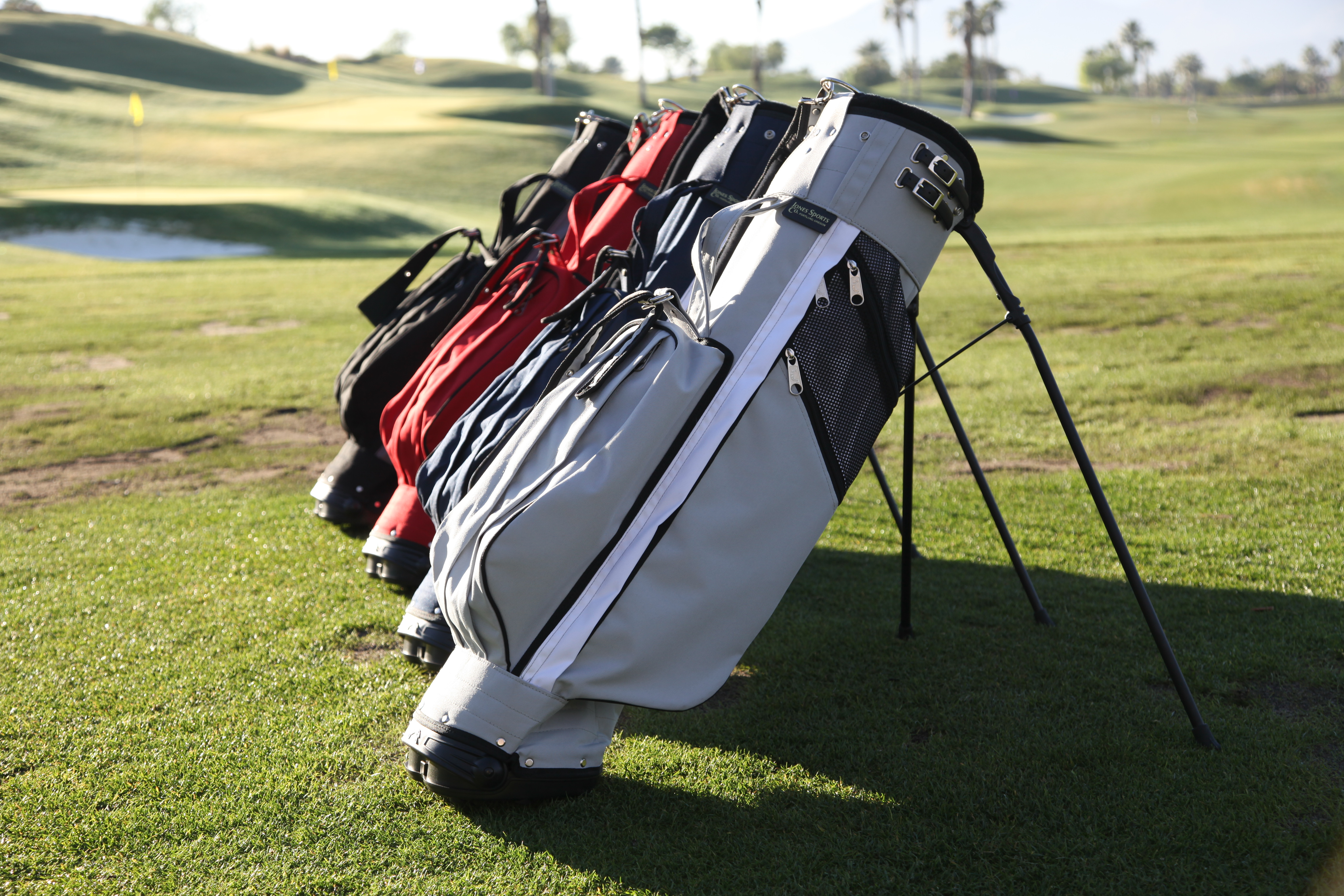 Source Jones Golf Bags