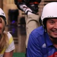 Jimmy Fallon and Cameron Diaz - Roller Golf