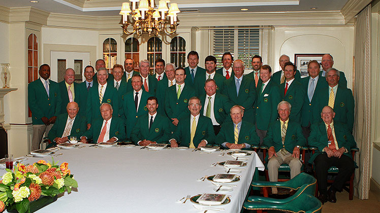 the masters winners