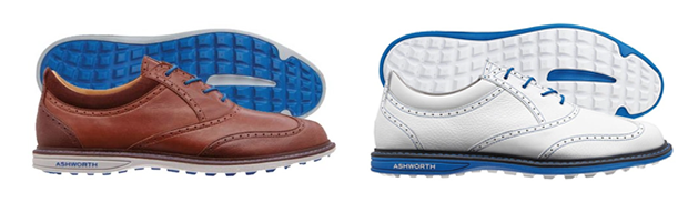 Ashworth Kingston Golf Shoes G54275 - Ashworth