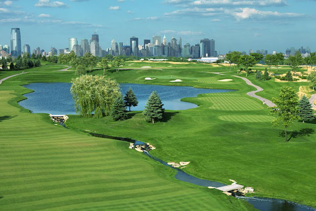 Liberty National Golf Course Presidents Cup