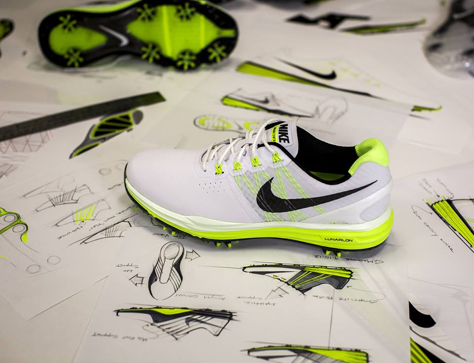 d9b30e21b096 Nike Golf Lunar Control 3 - Eighteen Under ParEighteen Under Par