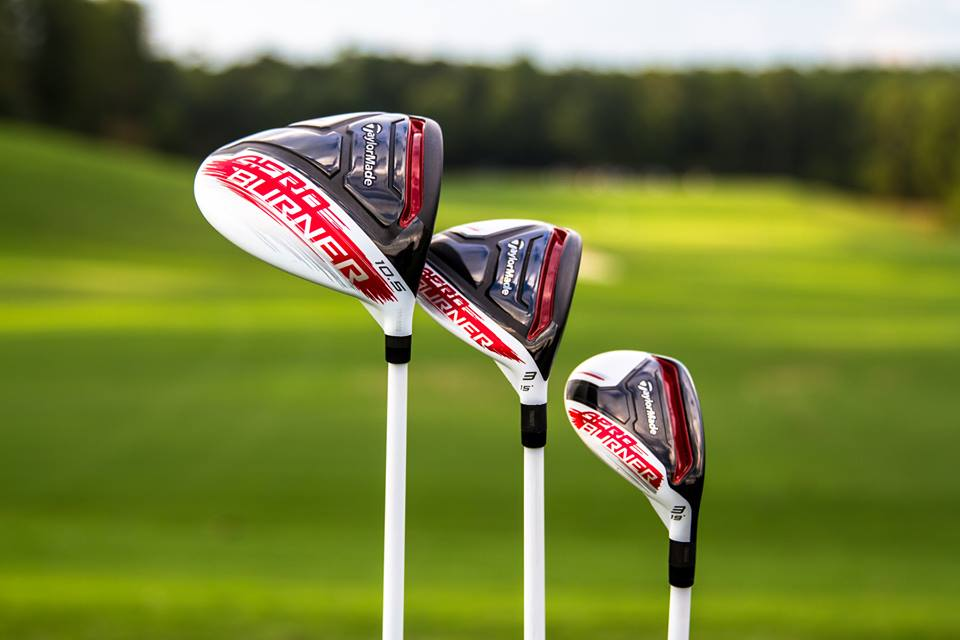 Taylormade AeroBurner Drivers, Woods, HybridsEighteen ... Golfwrx