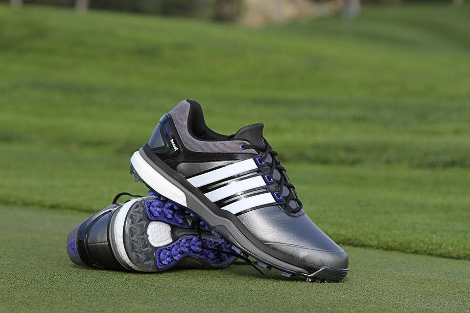 new products 3ab6c 7010f Adidas Golf AdiPower BOOST