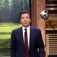 Jimmy Fallon - Hallway Golf with Hugh Grant and Charles Barkley