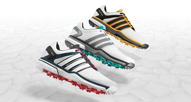 sale retailer fc885 97321 Adidas Golf Adipower Boost