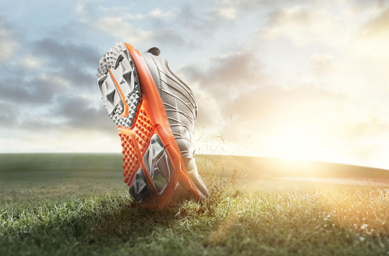 nike fi impact golf shoes 2014