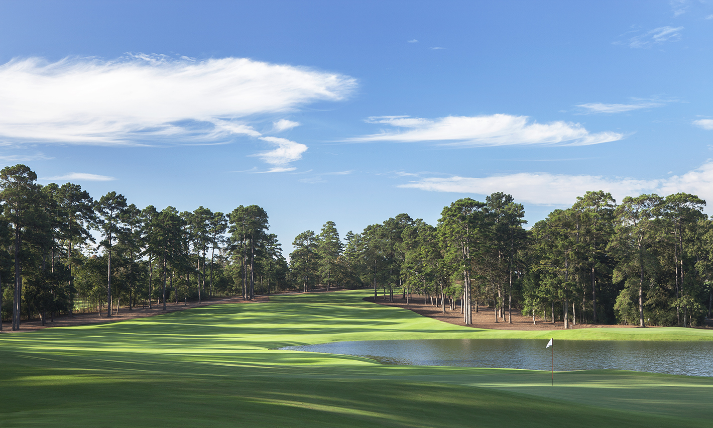 Bluejack National Opening Day Eighteen Under