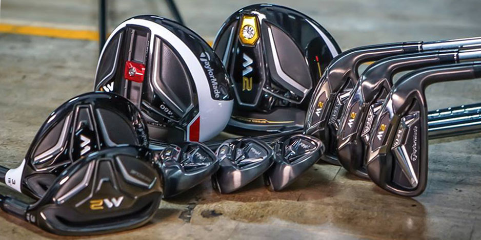 TaylorMade Golf: M2 Collection