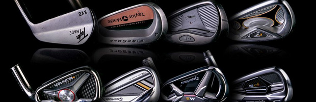 TaylorMade - History of Irons