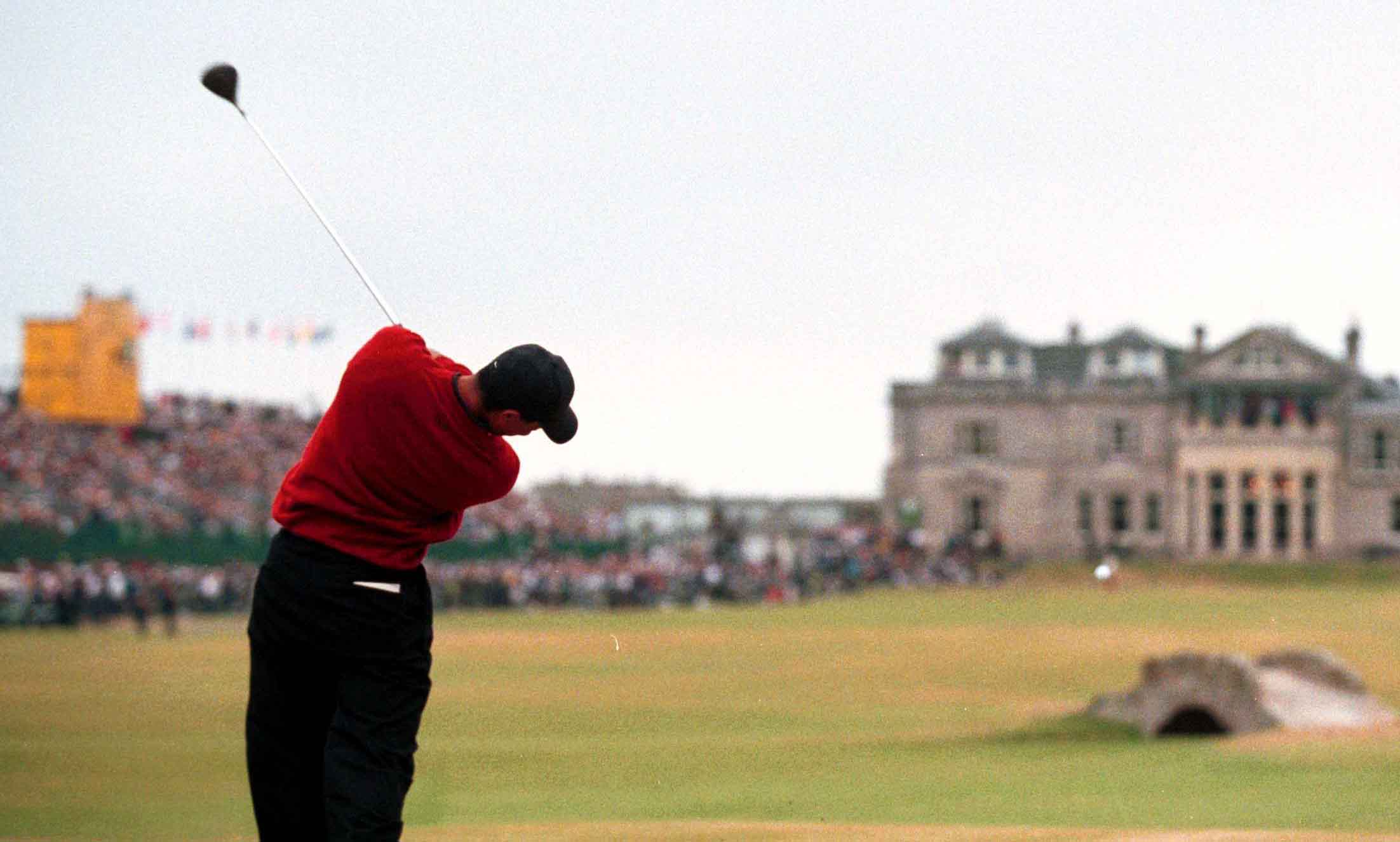 chronicles of a champion golfer  tiger woods