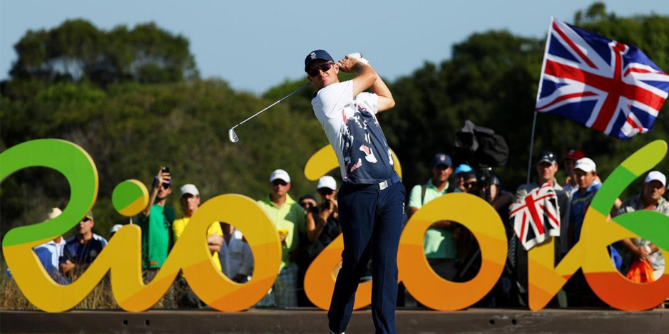 Justin Rose: Olympic Gold Medalist