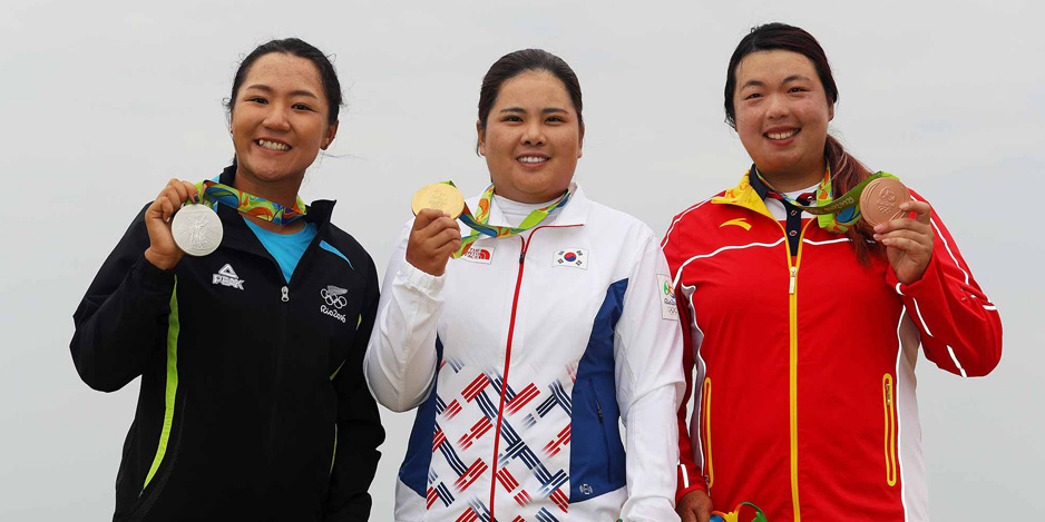 Inbee Park: Olympic Gold Medalist
