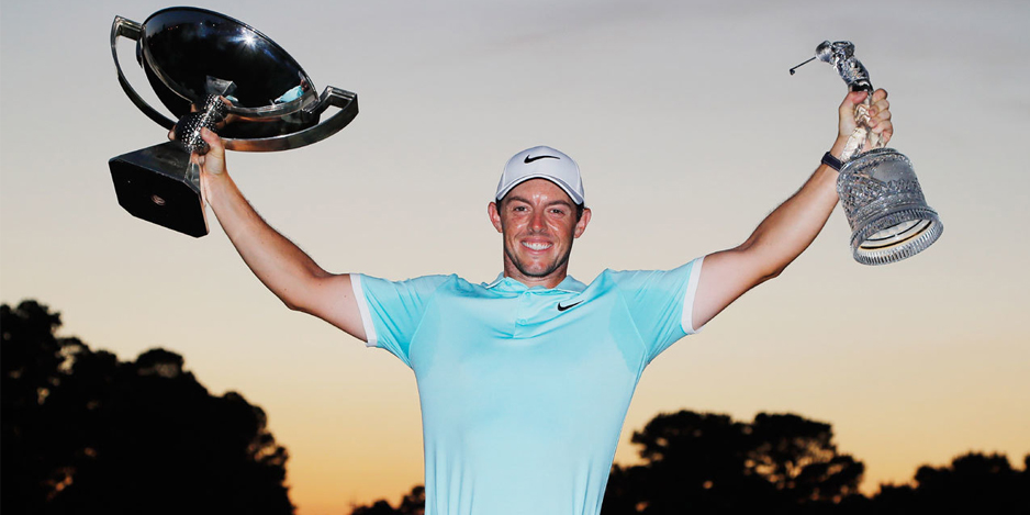 Rory McIlroy: FedEx Cup Champion