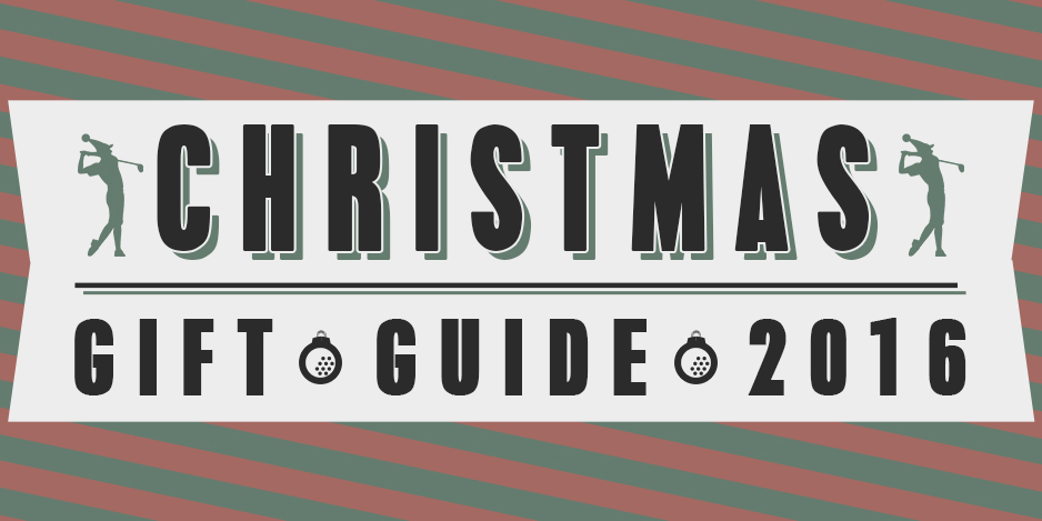 The 2016 Holiday Guide for Golfers