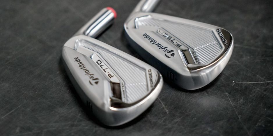 TaylorMade Golf: P770 and P750 Irons