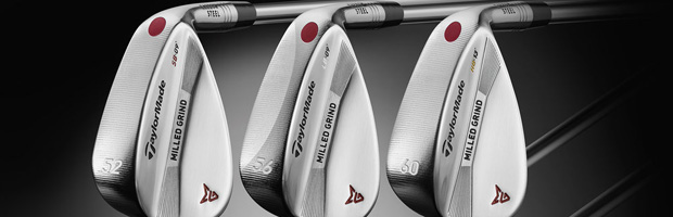TaylorMade Golf: Milled Grind Wedge