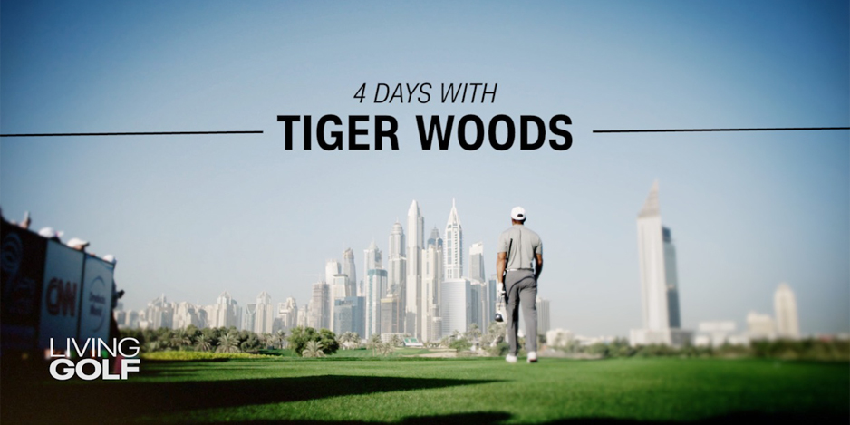 Four Days With Tiger Woods