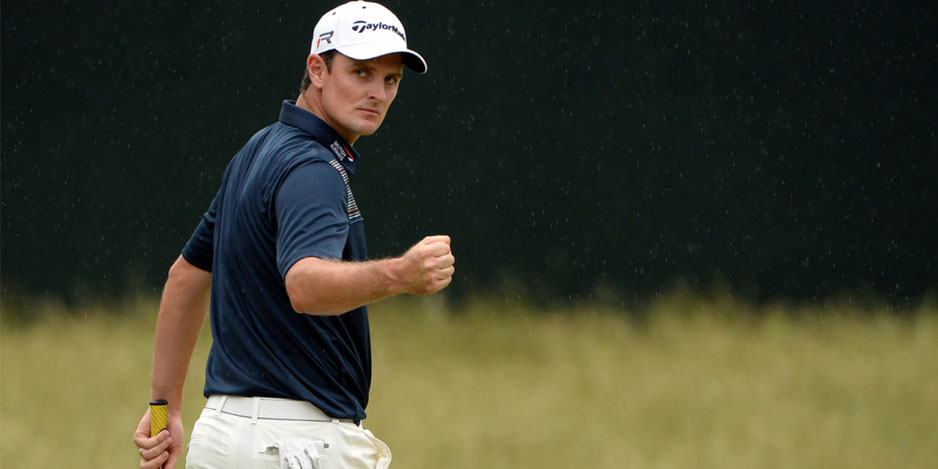 Justin Rose: Driven