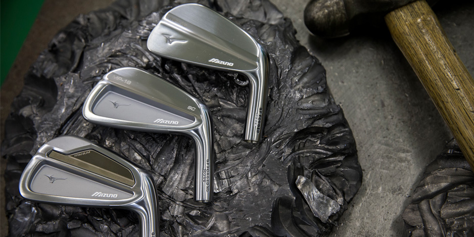 Irons To Touch Your Soul: Mizuno MP-18