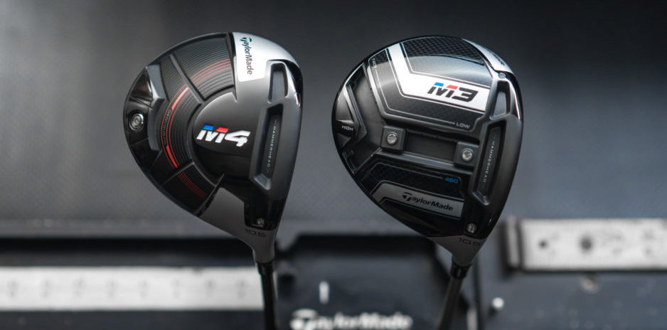 TaylorMade Golf: M3 and M4 Metalwoods