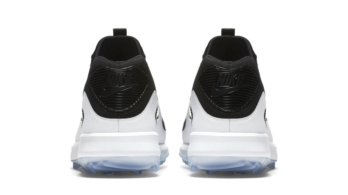 0df092fc0945 Rory McIlroy is among the many  it was the golfer s love of the Air Max 90  that prompted Nike designers to adapt the style into a performance golf shoe .
