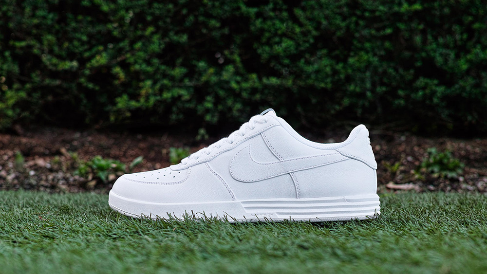 Youve most likely owned a pair of Air Force 1 shoes in your lifetime –  its been a staple for generations, particularly for us at Eighteen Under  Par, ...