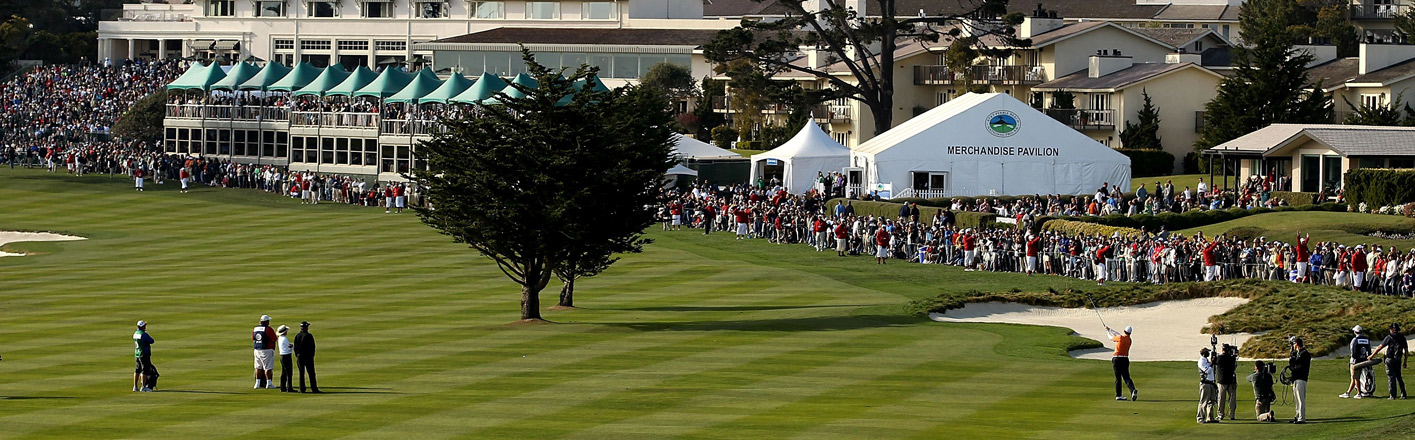 At T Pebble Beach Pro Am